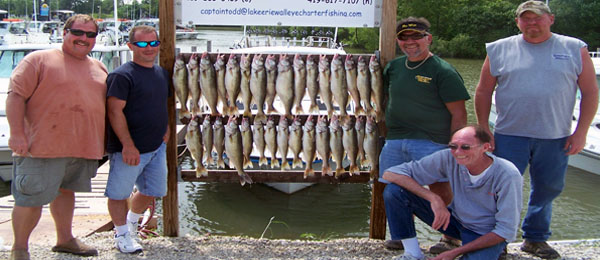 Walleye Charter Limit